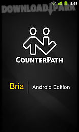 bria android voip sopftphone
