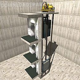 ... elevator simulator 3d