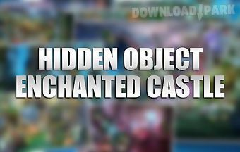 Hidden object: enchanted castle
