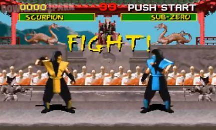 Mortal kombat classic apk