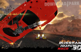 Russian death race 3d: fever