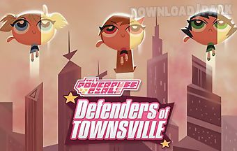 The powerpuff girls: defenders o..
