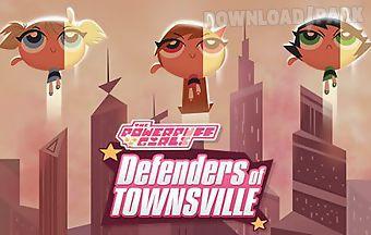 The powerpuff girls: defenders o..
