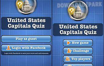 United states capitals quiz free
