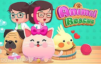 Animal rescue: pet shop game