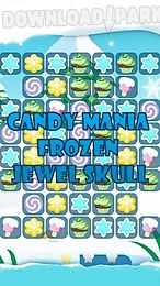 candy mania frozen: jewel skull 2