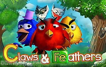 Claws and feathers: bird stir