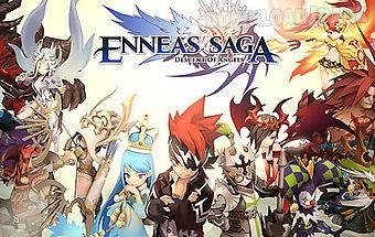 Enneas saga: descent of angels