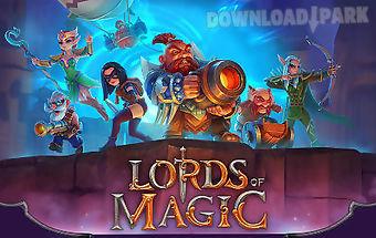 Lords of magic: fantasy war