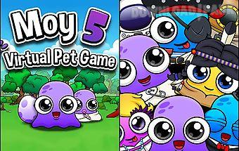 Moy 5: virtual pet game