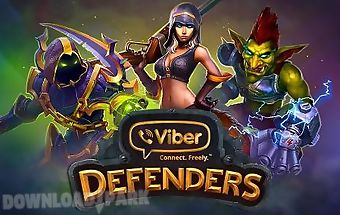Viber: defenders