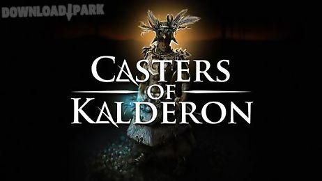 casters of kalderon