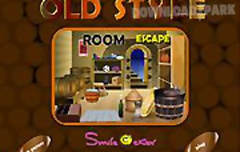 Escape from the old style room