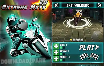 Extreme moto game 3d: fast racin..