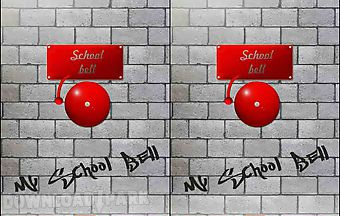 Fake school bell
