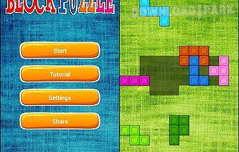 Game block puzzle