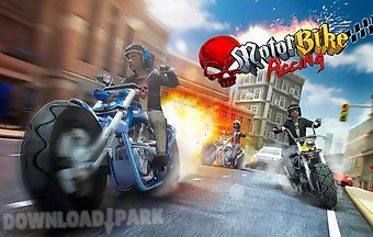 Motorbike racing: simulator 16
