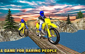 Offroad motor bike adventure