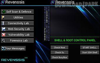 Revenssis pentesting suite