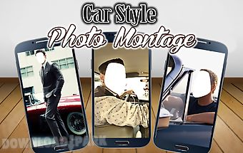 Car styles photo editor