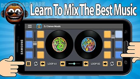 Dj dance music Android App free download in Apk