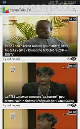 tv senegal