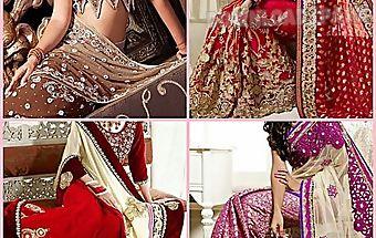 Wedding saree blouse design