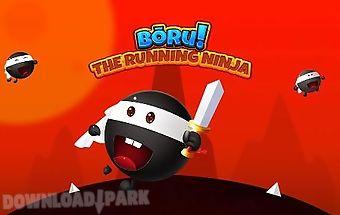Boru! the running ninja