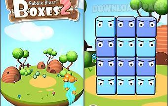 Bubble blast boxes 2