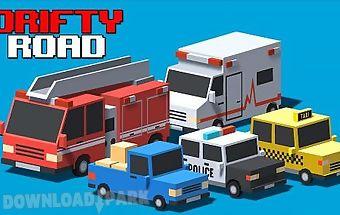 Drifty road