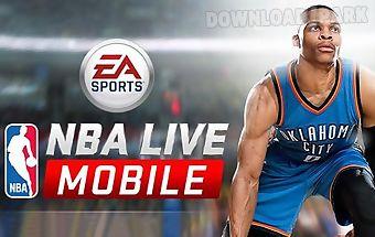 Nba live mobile v1.0.8