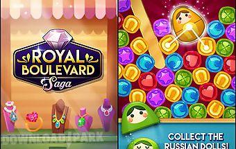 Royal boulevard saga