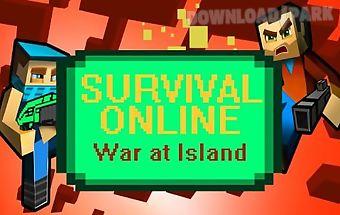 Survival online: war at island