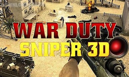 sniper 3d game free download for android