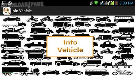 info vehicle-find address(rto)