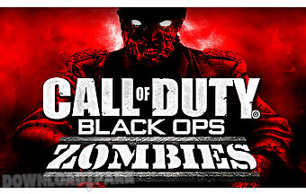 Call of duty black ops zombies h..