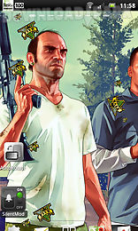 grand theft auto v live wallpaper 1