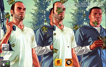Grand theft auto v live wallpape..