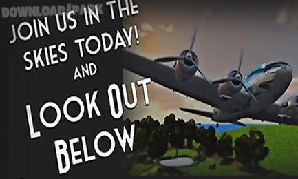look out below!