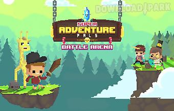 Mad super adventure pals: battle..