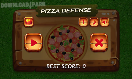 pizza defense