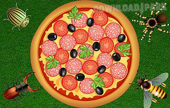 Pizza defense