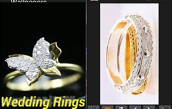 Wedding rings wallpapers
