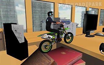 Dirt bike 3d racing