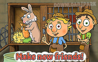 Farm friends - free kids games