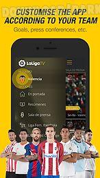 la liga tv – official football