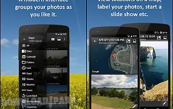 Photomap - geo photo gallery