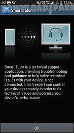 smart tutor for samsung mobile