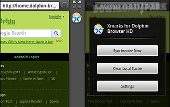 Xmarks for dolphin *premium