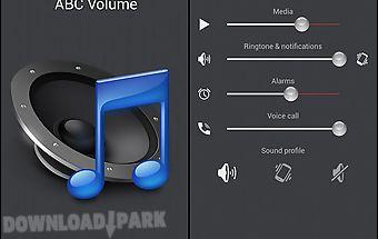 Abc volume